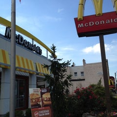 Photo taken at McDonald's by Julie W. on 8/26/2012