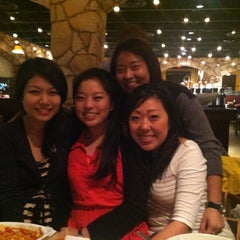 Photo taken at Romano's Macaroni Grill by Chanel K. on 3/25/2012