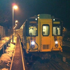 Photo taken at Epsom Railway Station (EPS) by Ben W. on 2/12/2012