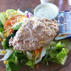 Photo taken at Super Sandwiches by Sandra M. on 2/21/2012