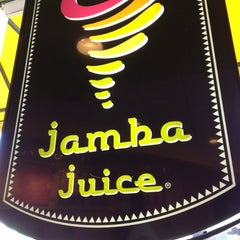 Photo taken at Jamba Juice by SoYoung C. on 8/30/2012