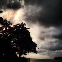 Photo taken at Sandals Halcyon Beach Resort by LBar 5. on 5/25/2012