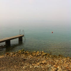 Photo taken at Na Plaži :) by Tajana on 7/7/2012