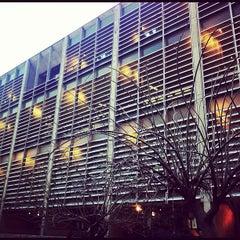 Photo taken at Biblioteca Vasconcelos by Waldemar A. on 4/19/2012