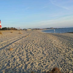 Photo taken at Weststrand Hörnum by Peter U. on 3/3/2012