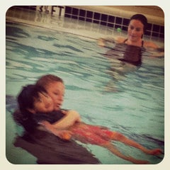 Photo taken at Floaties Swim School Eastlake by Jet on 4/28/2012