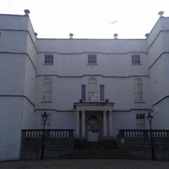 Photo taken at Rathfarnham Castle by Matthew G. on 8/30/2012