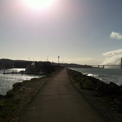 Photo taken at Golden Gate Yacht Club by Jet (Jamie) T. on 3/30/2012
