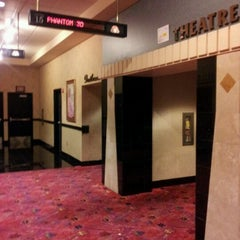 Photo taken at Edwards South Gate  20 & IMAX by Christopher R. on 2/11/2012