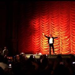 Photo taken at Music Box Theatre by Bessie on 9/1/2012