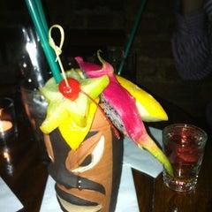 Photo taken at Aloha Coctail & Music Club by Katyu K. on 6/21/2012