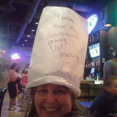 Photo taken at Dick's Last Resort by Andrea H. on 5/11/2012