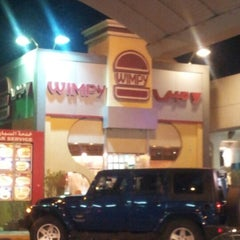 Photo taken at Wimpy by Hot L. on 8/8/2012