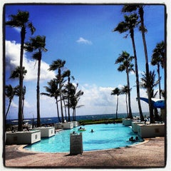 Photo taken at Caribe Hilton by Jude B. on 8/3/2012