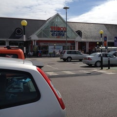 Photo taken at Tesco by Pete M. on 7/1/2012