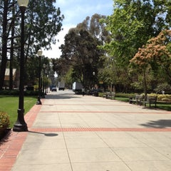 Photo taken at UCLA Arts Library by Martin on 6/16/2012