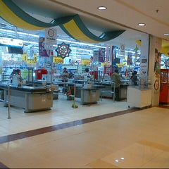 Photo taken at Transmart Carrefour by Budiawan H. on 7/18/2012