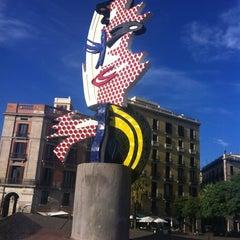 Photo taken at La Cara de Barcelona by Юлия М. on 8/31/2012