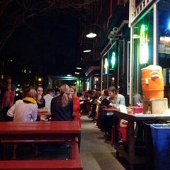 Photo taken at White Horse Tavern by Colin G. on 3/23/2012