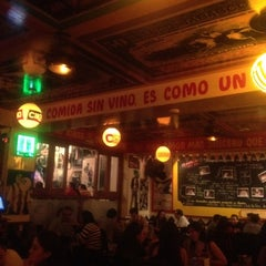 Photo taken at La Cantina de los Remedios by Whittallica on 9/1/2012
