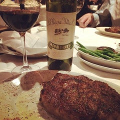 Photo taken at Ruth's Chris Steak House by 'Andrew K. on 12/8/2013