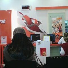 Photo taken at Telekom Malaysia Cyberjaya by Belloty A. on 2/3/2014