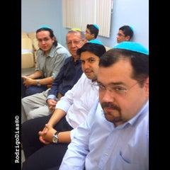 Photo taken at Sinagoga by Rodrigo D. on 11/20/2014