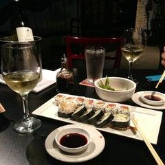 Photo taken at Deep Sushi by Joseph Z. on 11/10/2012