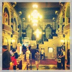 Photo taken at Oriental Theatre by Anna W. on 6/15/2013