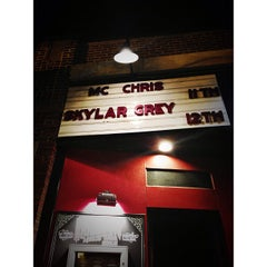 Photo taken at Brighton Music Hall by claynferno F. on 7/8/2013