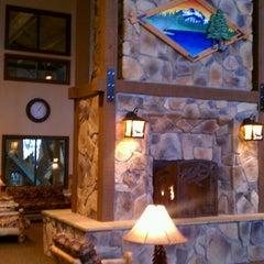 Photo taken at Timber Ridge Lodge & Waterpark by Rick E F. on 3/16/2013