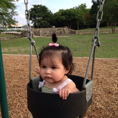 Photo taken at San Pedro Park by Jacob T. on 5/24/2014