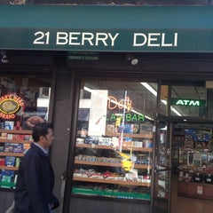 Photo taken at 21 Berry Deli by Brian D. on 10/1/2012