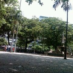 Foto tirada no(a) Praça General Osório por Leandro B. em 10/27/2012
