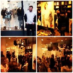 Photo taken at H&M by Eli v. on 11/14/2013