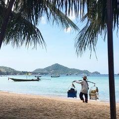Photo taken at Koh Tao Cabana by 🌷Оксана Р. on 4/15/2015