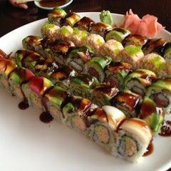 Photo taken at Minato Japanese Restaurant by Daniel T. on 4/15/2013