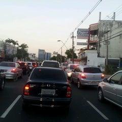 Photo taken at Avenida Djalma Batista by Mário Marinho on 11/6/2012