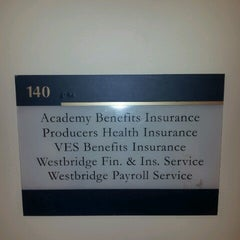 Photo taken at Westbridge Financial & Insurance Services by Moshe H. on 7/11/2013