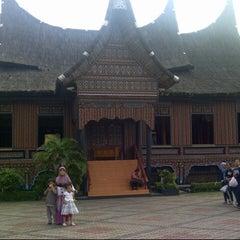 Photo taken at Taman Mini Indonesia Indah (TMII) by Mulyo P. on 2/9/2013