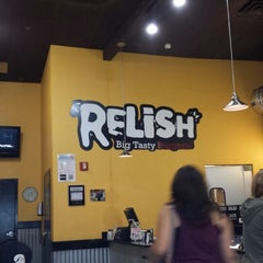 Photo taken at Relish Downtown by Ryan on 9/2/2013
