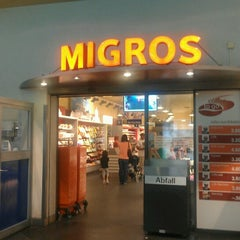 Photo taken at Migros by t2yx on 8/19/2013