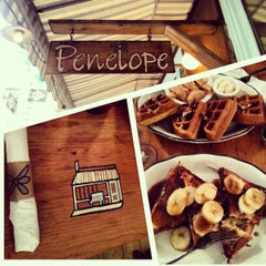 Photo taken at Penelope by Jessica D. on 12/23/2012