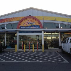 Photo taken at APlus at Sunoco by nicky w. on 12/6/2012