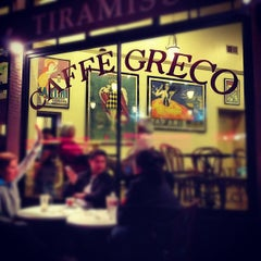 Photo taken at Caffé Greco by Jeff P. on 10/22/2012