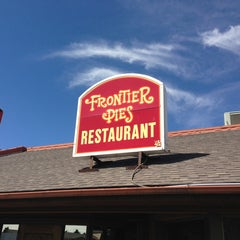 Photo taken at Frontier Pies by Steven F. on 9/11/2013