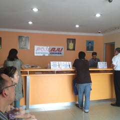 Photo taken at Pos Laju by Faizan D. on 10/8/2012