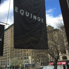 Photo taken at Equinox West 92nd Street by Scott F. on 4/8/2016