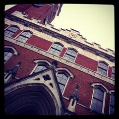 Photo taken at Kirkland Hall - Vanderbilt by Lacy P. on 11/6/2012