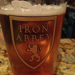 Photo taken at Iron Abbey by Helen D. on 6/9/2013
